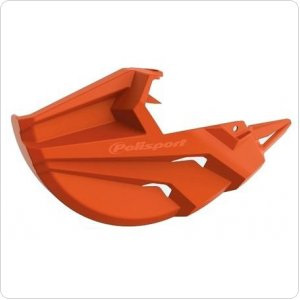 Защита диска Polisport Front partial disk protector [Orange]