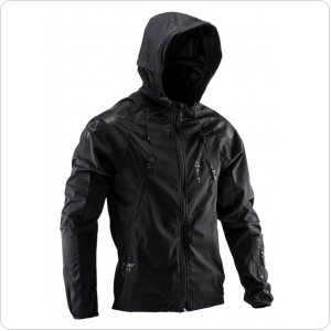 Вело куртка LEATT Jacket DBX 4.0 ALL-MOUNTAIN [Black]