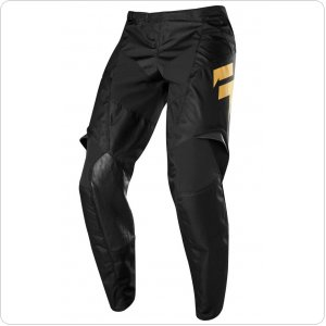 Мото штаны SHIFT WHIT3 LABEL MUERTE PANT LE [BLK/GLD]