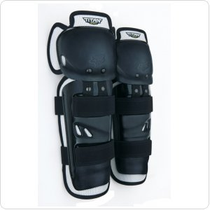 Наколенники FOX Titan Sport Knee Guard [BLACK]