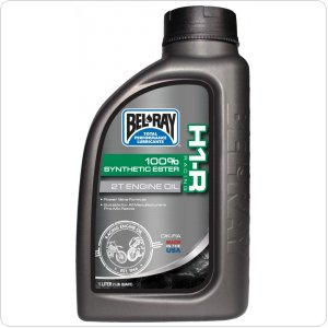 Мото масло моторное H1-R Racing 100% Synthetic Ester 2T Engine Oil [1л]