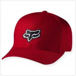 Кепка FOX Legacy Flexfit Hat [Red]