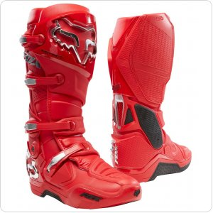 Мотоботы FOX Instinct Boot [FLAME RED]