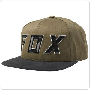 Кепка FOX POSESSED SNAPBACK HAT [OLIVE GREEN]