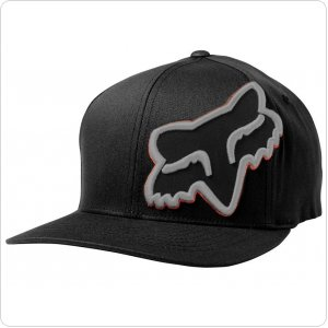 Кепка FOX EPISCOPE FLEXFIT HAT [BLACK]