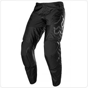 Мото штаны FOX 180 PRIX PANT [BLACK BLACK]