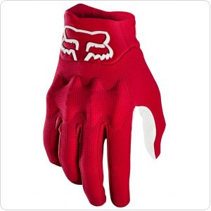 Мото перчатки FOX Bomber LT Glove [FLAME RED]