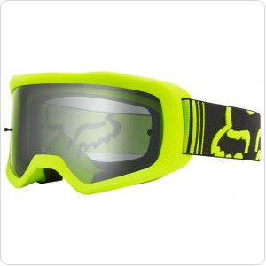 Мото очки FOX MAIN II RACE GOGGLE [FLO YELLOW]