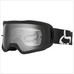 Детские мото очки FOX YTH MAIN II RACE GOGGLE [BLACK]