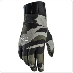 Зимние перчатки FOX DEFEND PRO FIRE GLOVE [CAMO]