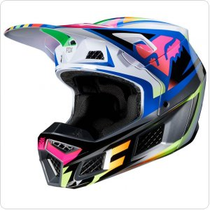 Мотошлем FOX V3 IDOL HELMET [MULTI]