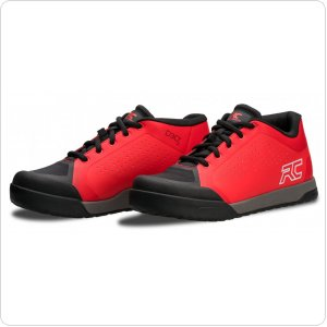Вело обувь Ride Concepts Powerline Men's [Red/Black]