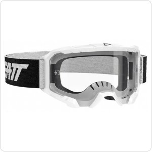 Мото очки LEATT Goggle Velocity 4.5 - Clear 83% [White]