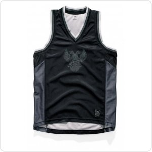 Вело майка FOX DJ Sleeveless Jersey [Black]