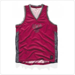 Вело майка FOX DJ Sleeveless Jersey [Red]