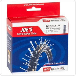 Вело камера JOE'S SELF SEALING TUBE AV 27.5X1.90-2.35