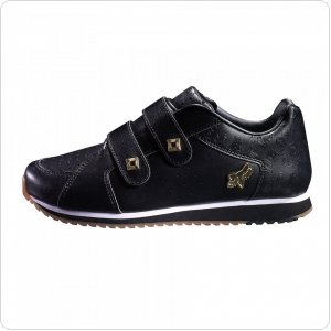Кроссовки FOX GIRLS ENVY STRAP SHOE [BLACK]