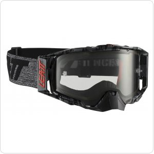 Мото очки LEATT Goggle Velocity 6.5 - Rose 32% [Grey/White]