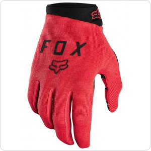 Вело перчатки FOX RANGER GEL GLOVE [BRT RED]