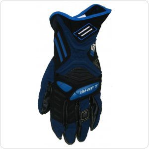Мотоперчатки SHIFT Hybrid Delta Glove Blue