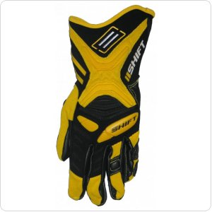Мотоперчатки SHIFT Hybrid Delta Glove Yellow