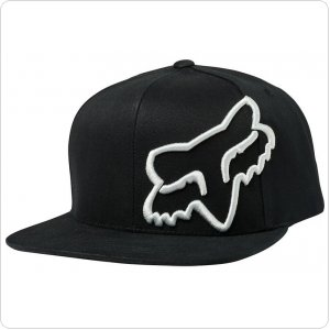 Кепка FOX HEADERS SNAPBACK HAT [BLACK]