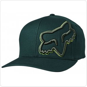 Кепка FOX EPISCOPE FLEXFIT HAT [Emerald]