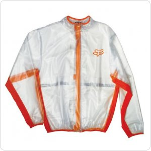 Мото куртка FOX Fluid MX Jacket [Orange]