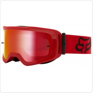 Мото очки FOX MAIN II STRAY SPARK GOGGLE [RED]