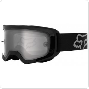 Мото очки FOX MAIN II X STRAY GOGGLE [BLACK]