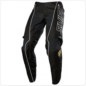 Мото штаны SHIFT WHIT3 VEGA PANT LE [BLACK/GOLD]