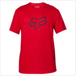 Футболка FOX LEGACY FOX HEAD SS TEE [Chili]