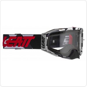 Мото очки LEATT Goggle Velocity 6.5 Enduro JW22 - Clear 83% [Graphene]