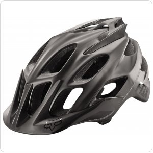 Вело шлем FOX Flux Helmet [BLACK]