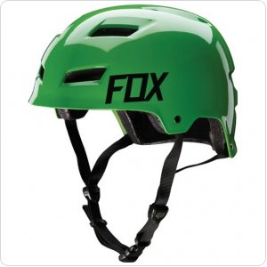 Вело шлем FOX Transition Helmet [GREEN]