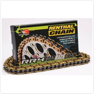 Цепь мото Renthal RR4 - Road/Race Chain 520-118L