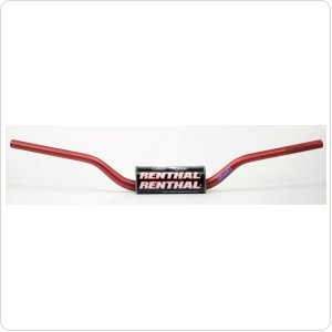 Руль Renthal Fatbar [Red]