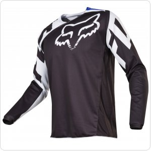 Мото джерси FOX 180 RACE JERSEY [BLK]