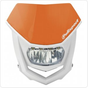 Эндуро фара Polisport HALO Headlight LED Orange