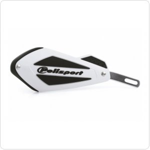 Защита рук Polisport Shield Handguard White [universal mounting kit]