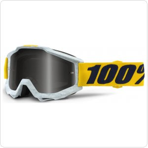 Мото очки 100% ACCURI Goggle Athleto - Mirror Silver Lens