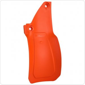 Брызговик Polisport Rear Shock Flap for KTM [Orange]