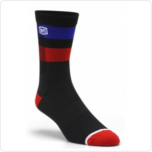 Носки для cпорта Ride 100% FLOW Performance Socks [Black]