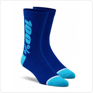Носки Ride 100% RYTHYM Merino Wool Performance Socks [Blue]