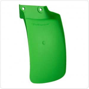 Брызговик Polisport Rear Shock Flap - Kawasaki [Green]