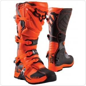 Детские мотоботы FOX Comp 5 Youth MX Boot [ORG]