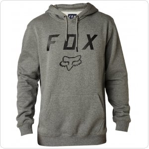 Толстовка FOX LEGACY MOTH PO FLEECE  [HEATHER GRAPHITE]