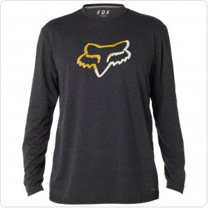 Футболка FOX PLANNED OUT TECH TEE [BLACK]