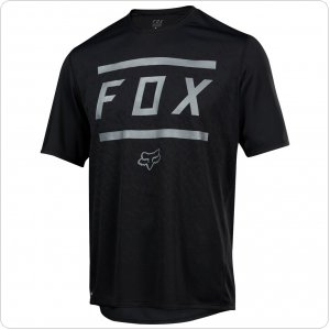 Вело джерси FOX RANGER BARS JERSEY [BLK]