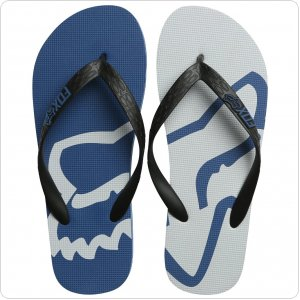 Шлепанцы FOX BEACHED FLIP FLOP [DST BLU]